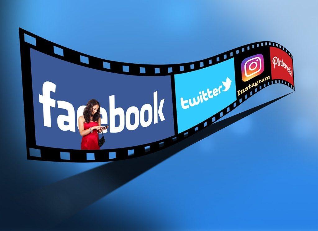 vidéo publicitaire sur facebook